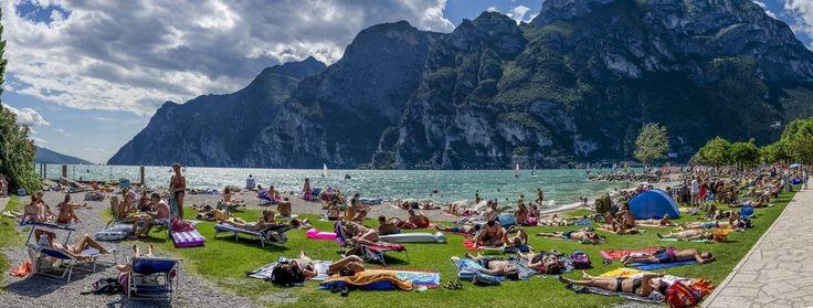Beaches Lake Garda