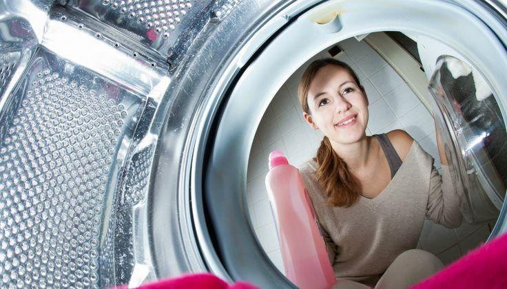 Τέλεια απολύμανση του πλυντηρίου ρούχων μέσα σε λίγα λεπτά.