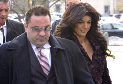 Joe Giudice to be Deported Back to Italy Following Prison Sentence?!