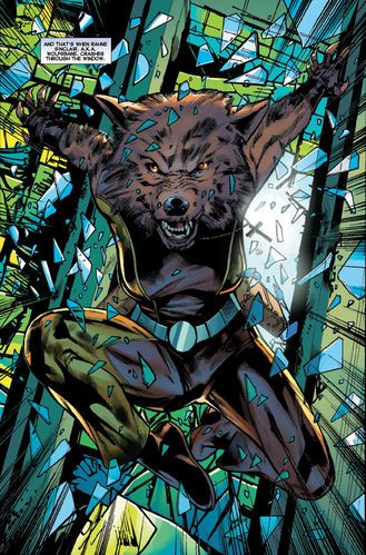 Rahne Sinclair (Earth-616) | Marvel Database | FANDOM powered by Wikia
