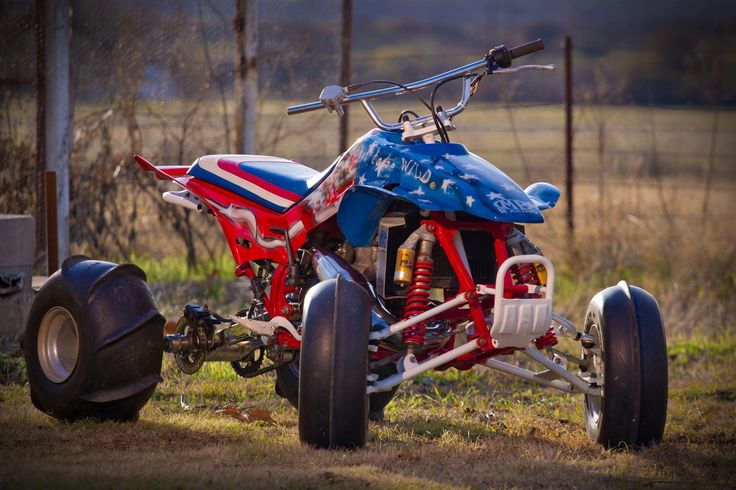 Custom Four Wheeler Banshee