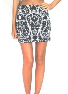 Living Doll adam mini skirt $59.95 | threadsandstyle.com.au