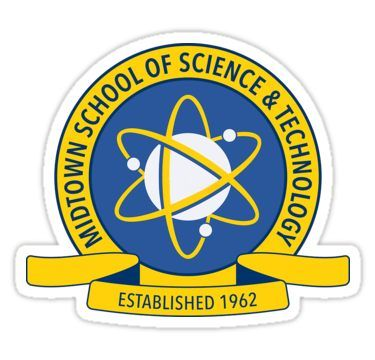 Midtown High: School of Science and Technology | Sticker