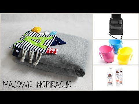 Produkty dla dzieci i rodziców - inspiracje na maj