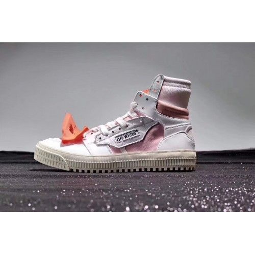 new concept a78ce 1deb2 Cheap OFF White X CO Virgil Abloh 18SS Low 3.0 White Pink Sneakers Online  Outlet