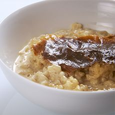 old fashioned rice pudding (gluten free)