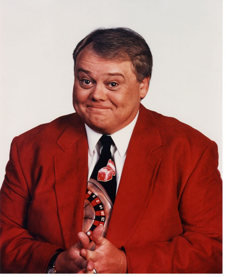 "Louis Perry ""Louie"" Anderson -- (3/24/1953-??). Actor/Author/Stand-Up Comedian/Game Show Host. He hosted ""The Family Feud"",  Andy Anderson in ""Life with Louie"" and Louie Lundgren in ""The Louie Show"". Movie -- ""Coming to America"" as Maurice."