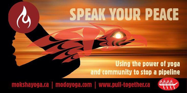 Do u yoga? Aug-Sept @MokshaYoga & @ModoYogo studios are fundraising for #PullTogetherBC. http://ow.ly/RikQB