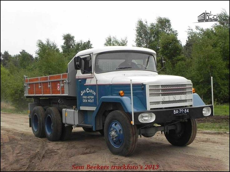 Ginaf TF-serie Transportbedrijf Jac. Caron B.V.