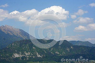 Alps (a mountain range in Western Europe)