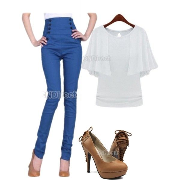 Look z CNDirect by skezjablog on Polyvore featuring moda
