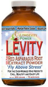 Pure Red Asparagus Root Extract Powder