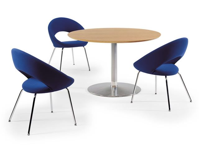 Artifort CIRCLE Table designed by Pierre Paulin