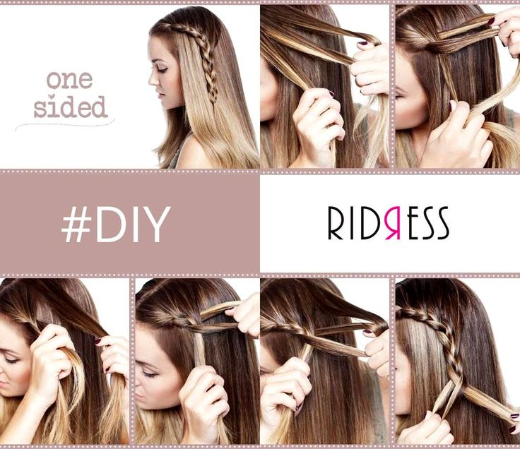 Let your hair down with this elegant #DIY hairstyle!  #DIY #TryNow #Fashionistas #FashionGirls #LoveForFashion #Fashion #FameFashion #Love #HairStyle #Hair #Elegance #StyleDiaries #Itsallinthedetails #Shopaholics #DressUp #RIDRESS