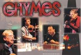 This is a popular Hungarian band called Ghymes. They began as a group of instrumentalists all with experience in different genres, classical, rock, and Renaissance. They all kept their individual talents and incorporated into the music they play together, that's how Ghymes Music began.