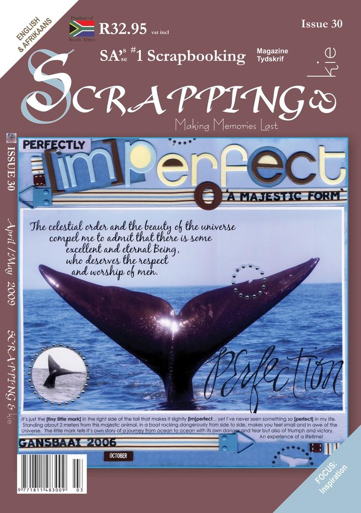 Issue 30 - www.facebook.com/scrappingmagazine