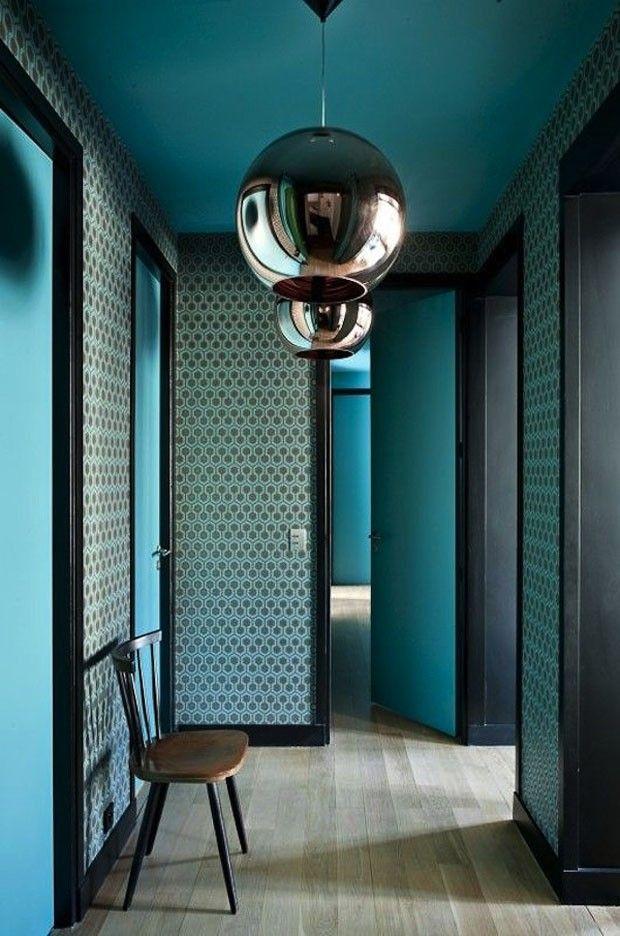 10 ideias para decorar o corredor (Foto: reprodução)