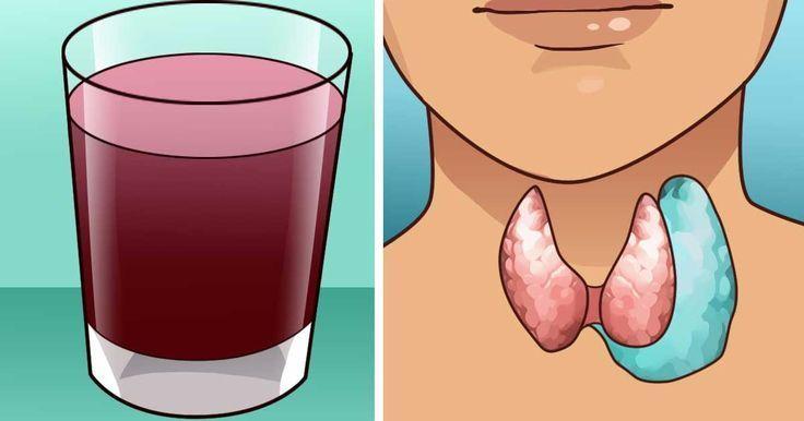 Oggi vi parlo di un potente rimedio naturale per stimolare la tiroide e accelerare il metabolismo. Si tratta di un succo che stimola la tiroide, contrasta