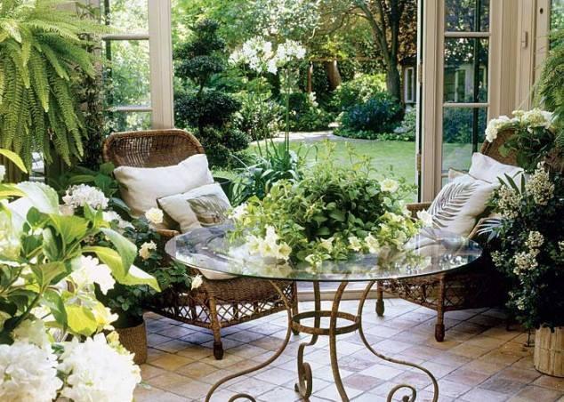 Orangerie....gorgeous, love the table