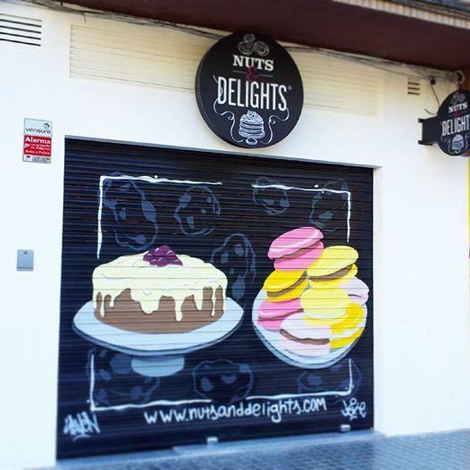 Nuestro primer tablero en Pinterest | Nuts & Delights – Pastelería artesanal en Valencia