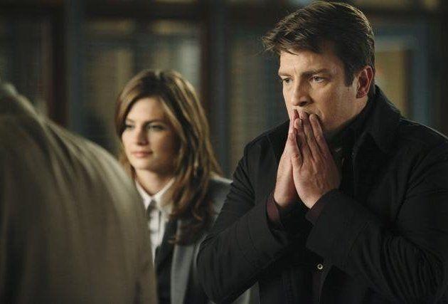 """Castle"" Last Call (TV Episode 2010)"