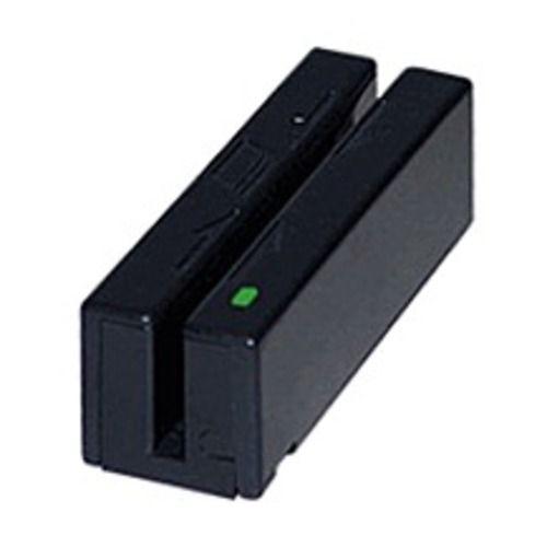 MagTek MiniWedge 21080204 External Magnetic Stripe Card Reader - Tracks 1 and 2 - Keyboard Wedge - Black