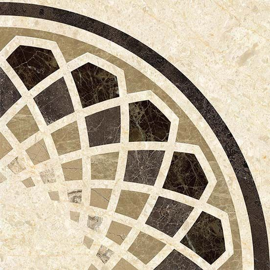 Circular Marble Inlay Flooring : Decorated marble floors pesquisa google pattern