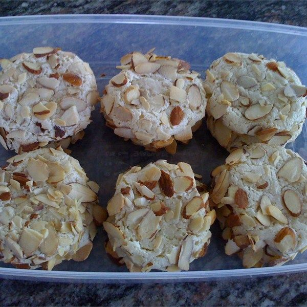 "Italian Almond Cookies II | ""I make these cookies every ..."