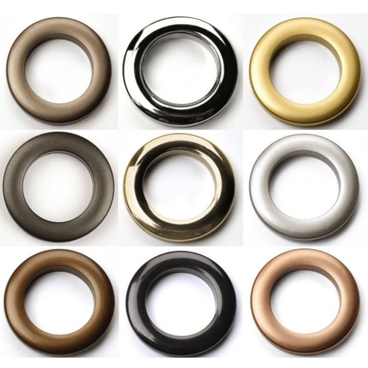 Various Metal Eyelets For Fabric Metal Eyelets For Clothing