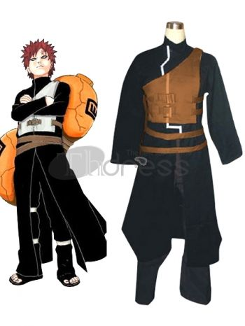 Come here!Look at this Naruto Shippuden cosplay costume!It's so wonderful,do you agree with me?This high quality material will give you a feeling of soft and comfort.Make you the same as the character in this Naruto Shippuden cosplay costume for cosplay show.I'm definitely sure you will attract people's eyes with this costume at the cosplay show.HURRY UP!It belongs to you!