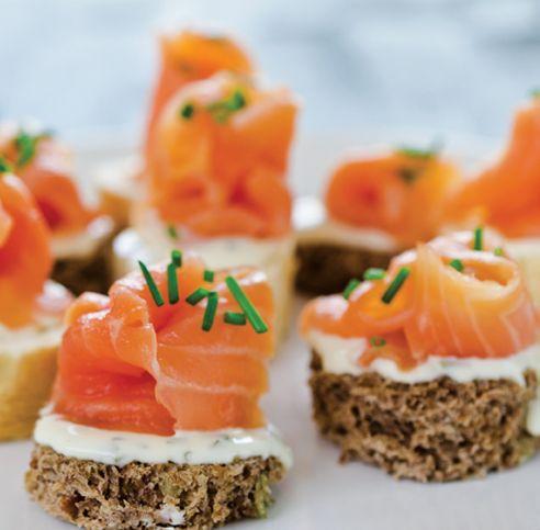Smoked Salmon Bits from #YummyMarket #Salmon