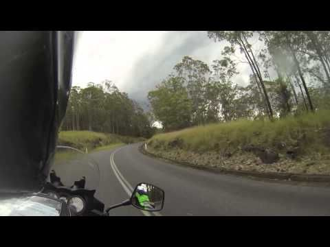 Gold Coast To Melbourne 5200 Kilometre Motorcycle Road Trip.
