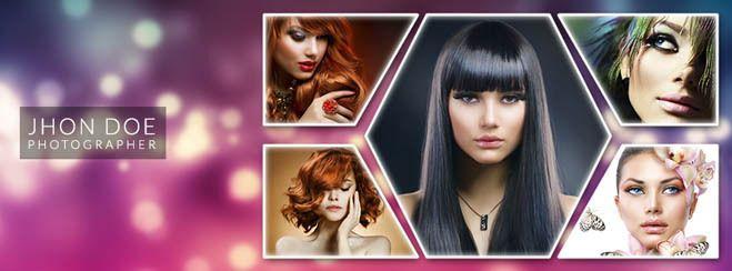 PSD Collage de Fotos para Facebook, Facebook Covers
