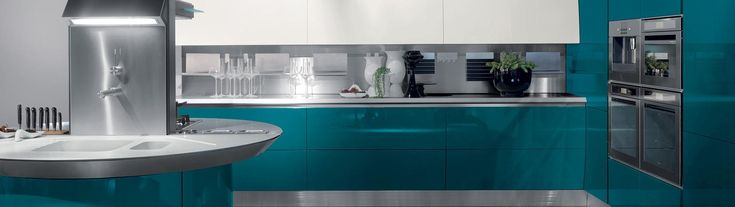 Anybody can drive in a straight line. It takes an expert to handle curves #kitchendesign