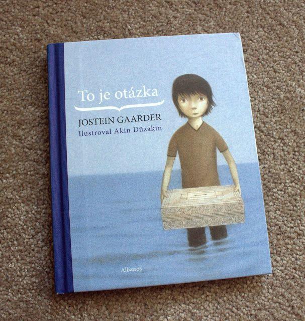 kakaová Vafle: Jostein Gaarder - moje tajná láska