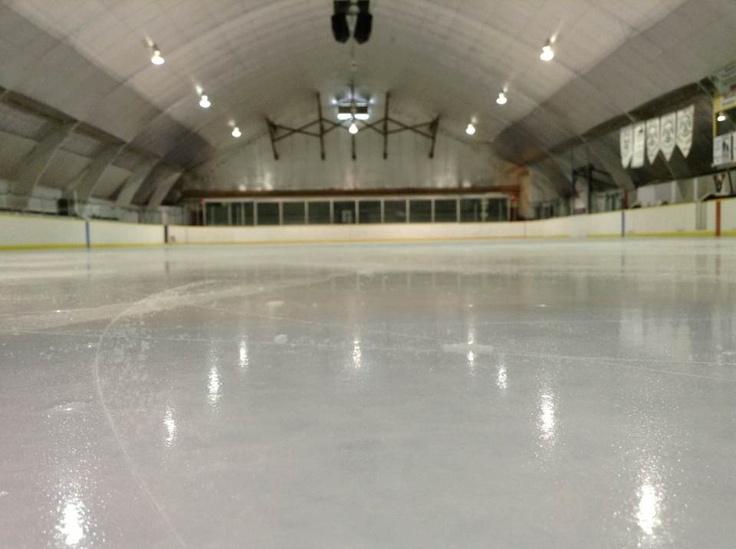 Hockey. Ringette. Rink.
