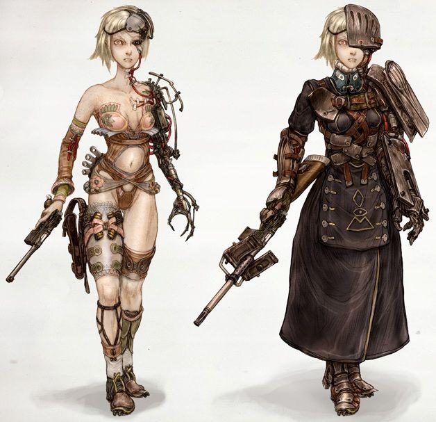 Character Design Techniques Keith Thompson : Keith thompson art google search doll partz wti pc
