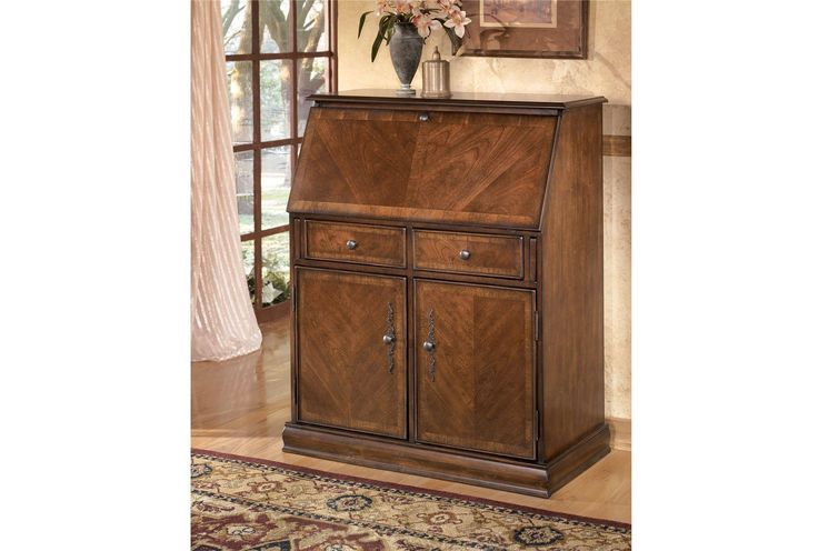 Ashley Furniture Hamlyn Drop Front Secretary Desk H527 29