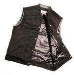 Lil Joes Black Magic Vest *VEST-DENIM*
