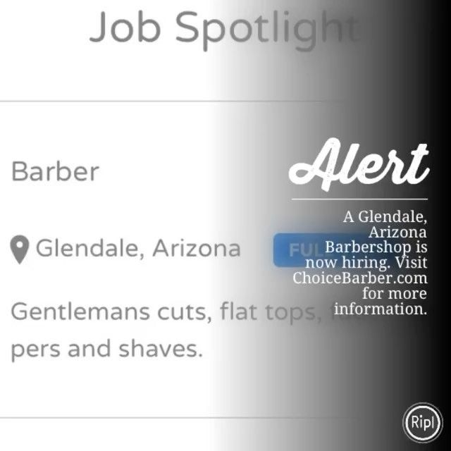 15 best Jobs for Barbers 2017 images on Pinterest Barbershop - now hiring flyer template