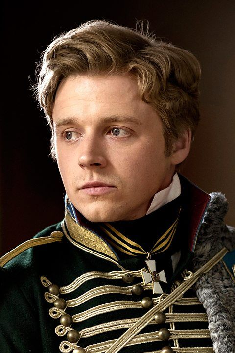 War and Peace - Nikolai Rostov Played by Jack Lowden
