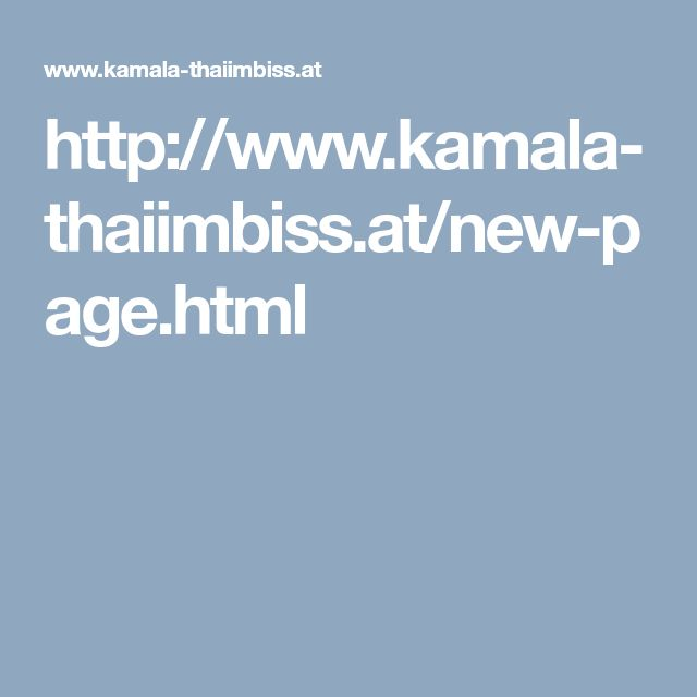 http://www.kamala-thaiimbiss.at/new-page.html