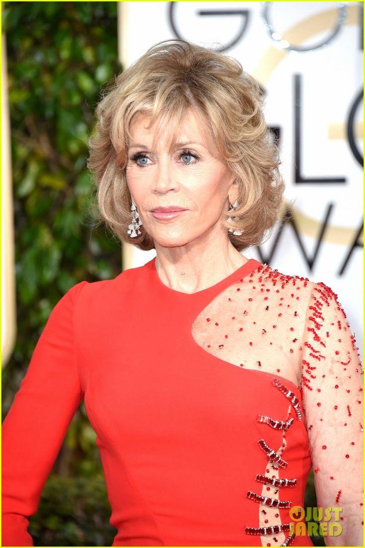 Grace & Frankie's Jane Fonda & Lily Tomlin Hit Golden Globes 2015