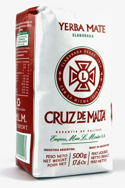 Yerba Mate Cruz De Malta   Tutto Tisane – Vendita On Line Shop ... - Read more about Yerba mate benefits at OrganicMate.net