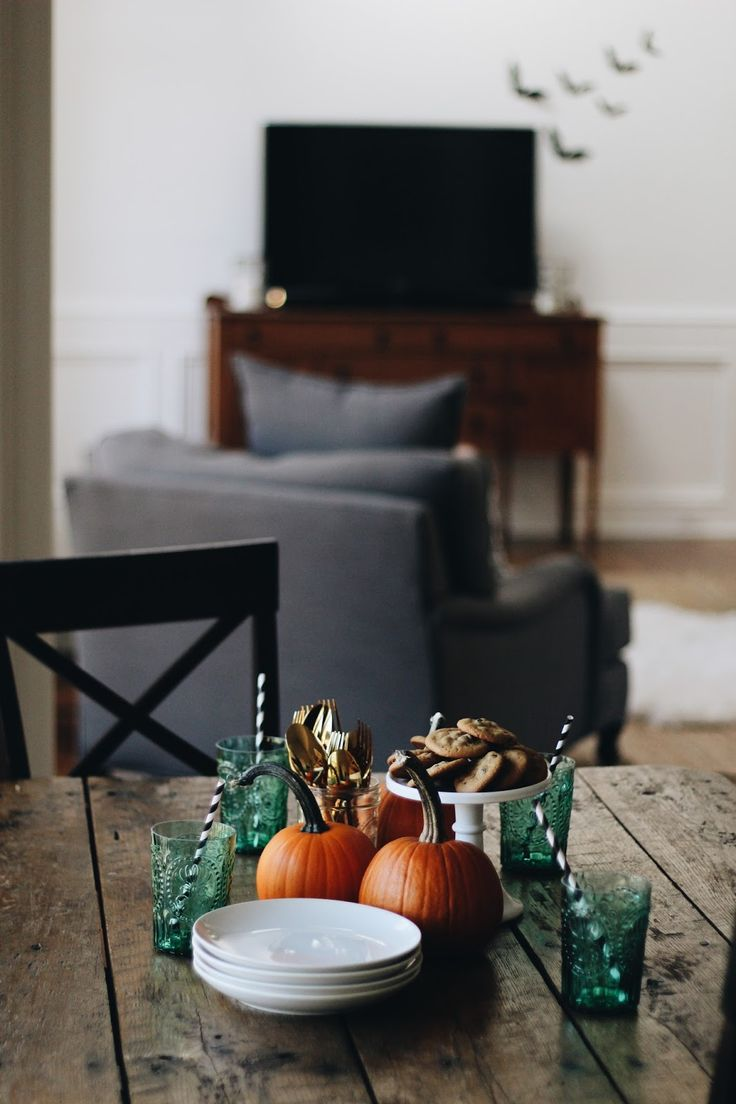 Mini Fall Home Tour – GarvinAndCo.com