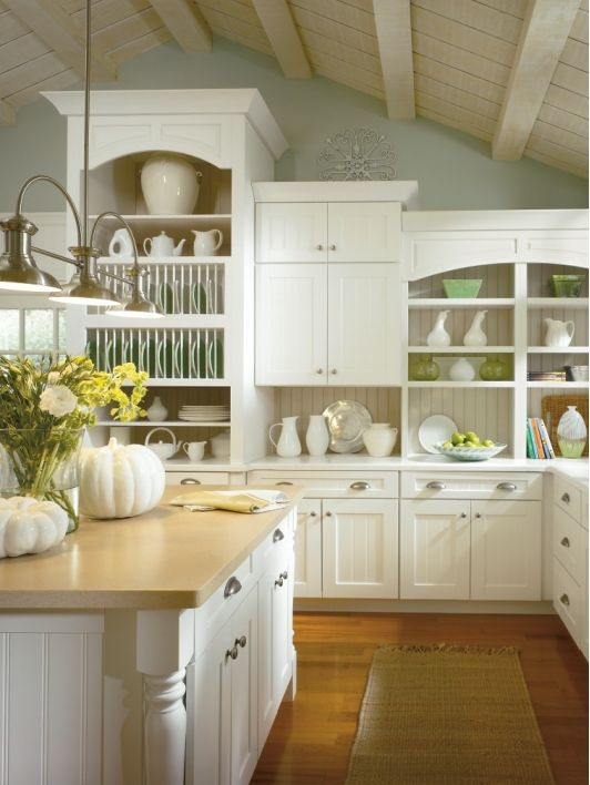 3200 best images about creative kitchens on pinterest for Cathedral style kitchen cabinets