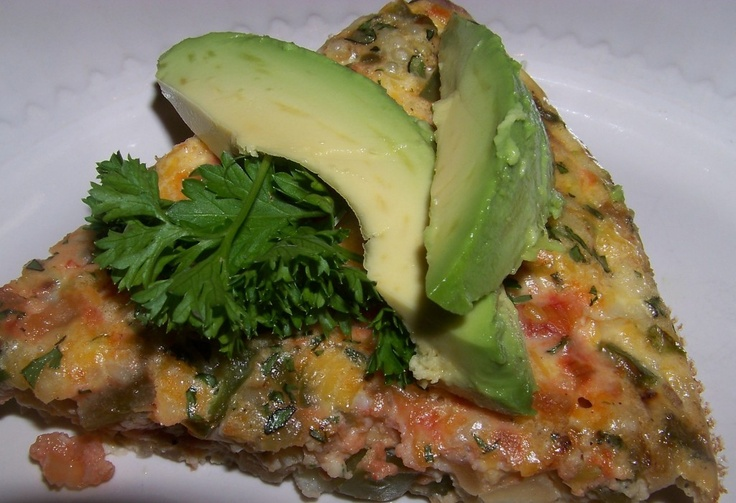 Spicy Mexican Frittata from Lifestyle