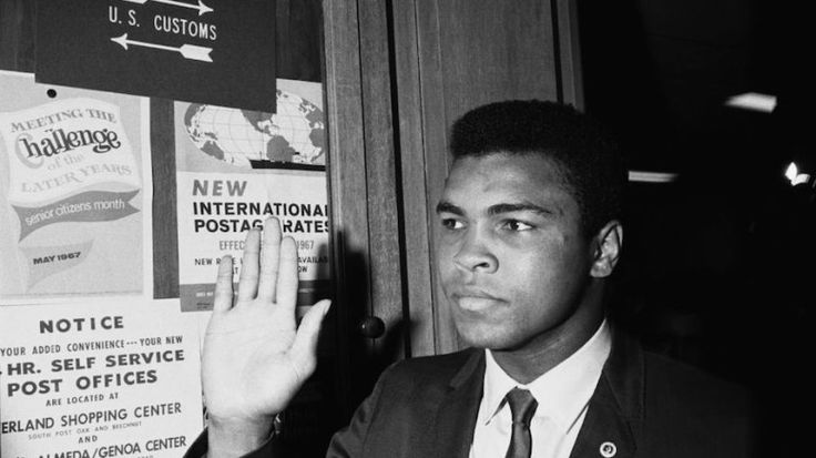 Ali: Conscientious Objector or Draft Dodger? - Under the Radar