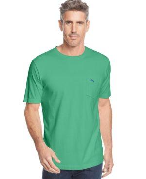 Tommy Bahama Big & Tall Bali Sky T-Shirt - Brown 1X Big