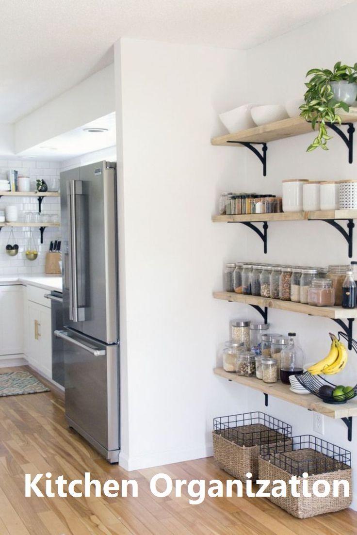 15 Smart DIY Organizing Ideas For Small Kitchen 2   DIY & Crafts ...